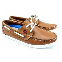 Zapato Náutico Scarpino 390-04 Hombre