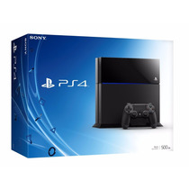 Sony Playstation 4 Ps4 500gb+joystick Dualshock+hdmi Y Gtía.