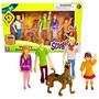 Scooby - Doo! Mystery Solving Crew Shaggy Fred, Velma Daphne