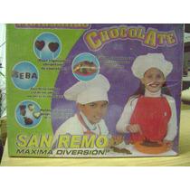 Fabrica De Chocolates Juguete
