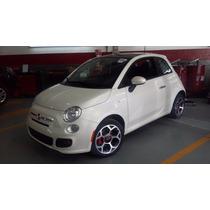 Fiat 500 Sport 1.4 2016 0km Perlado Nuevo Modelo! Retira Ya!