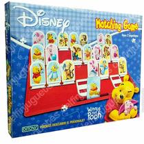 Winnie Pooh Matching Game Juego Quien Es Quien Adivina Quien