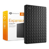 Disco Rigido Externo 2tb Seagate Expansion Portatil Usb 3.0 Pc Ps4 Notebook Gtia Oficial