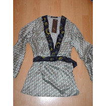 Blusa Kimono De Marca Merci Cherie Glamour Total !!!!