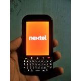 Motorola Nextel Titanium Nuevo Libre Importado!!!