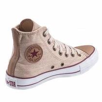Zapatilla Converse All Star Bota Lino - Talle 35 Al 45