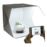 Caja De Luz Lightbox Softbox Led 40x 40 Fotografia Con Leds