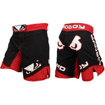 Bad Boy Fight Shorts Legacy 2.0! Varios Colores! Bjj Mma Ufc