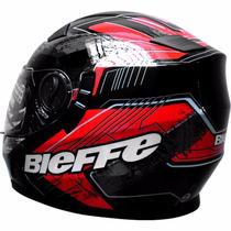 Casco Integral Bieffe Ff952 Doble Visor Motos Miguel