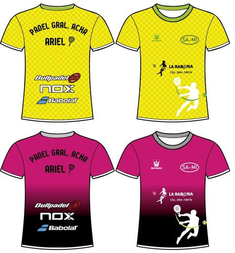 Pack 10 Camisetas 100% Sublimadas Y Shorts a60a9932ec561