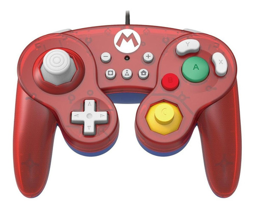 Joystick Hori Battle Pad Mario