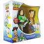 Buzz Y Woody Juntos, Amigos Interactivos De Ditoys