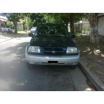 Suzuki Grand Vitara 5 Ptas 4x4 Nafta/gnc
