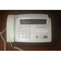 Telefono Fax Brother 275 Impecable