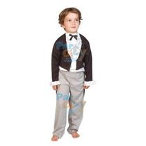 Disfraz De Caballero Nene Fiestas Patrias Super Económico