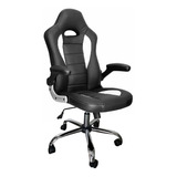 Sillon Gamer Playstation Xbox Gaming Pc Oficina Gri Cuotas