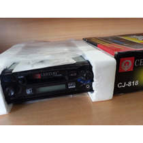 Auto Stereo Pasa Cassette A Estrenar Nuevo En Caja Century