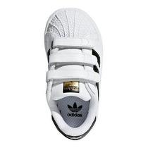 Zapatillas adidas Originals Superstar Con Abrojo Bebesniños