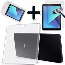 Funda Samsung Tab S3 9.7 + Vidrio Templado + Impermeable !