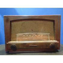 Radio Antigua Rca Victor A Válvulasvalbulas