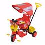 Triciclo Bebitos Disney Mickey Minnie 8001 Punto Bebé