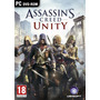 Assassins Creed Unity (pc-game)