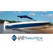 Lancha Bermuda Sport 180 + Motor A Elección / Sportnautica