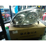 Optica Izquierda Original Doble Volkswagen Vw Fox - Suran