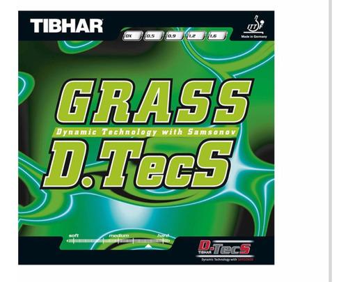 Goma De Tenis De Mesa Tibhar Grass D. Tecs