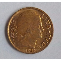 Argentina 5 Centavos 1943 - Excelente Cj 215