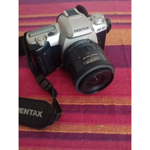 e0abad2b5b51 Cámaras 35mm Réflex Con Zoom Pentax con los mejores precios del ...