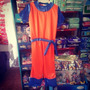 Disfraz Dragon Ball Z Goku Ultimo Talle 3 A 5 Años