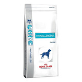 Alimento Royal Canin Veterinary Diet Canine Hypoallergenic Perro Todos Los Tamaños 10.1kg