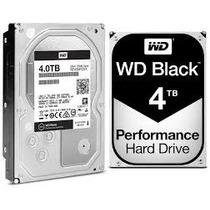 Disco Rigido Western Digital Black 4 Tb Sata 3 Wd4004fzwx