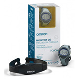 Omron Hr310 Reloj Monitor Frecuencia Cardíaca Touch C/banda