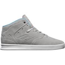 Zapatillas Emerica The Reynolds Grey Hombre Skate Ea051130