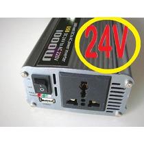 Inversor Conversor 1000w 24v 220vac C/usb Nuevo 1000 Watts