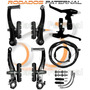 Kit Frenos V-brake Aluminio Logan Sistema Shimano Del Y Tras