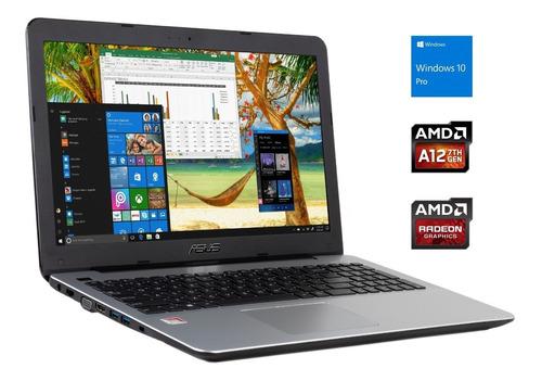 Notebook Asus Vivobook Gamer Base Quad Core*ctas S/int C/tar