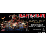 Iron Maiden - Argentina 12 De Octubre De 2019