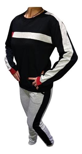 zapatos de otoño salida para la venta estilo de moda Conjunto Deportivo Mujer Buzo Y Jogging Promo Hoy en venta ...