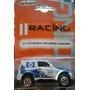 Auto Majorette Racing Mitsubishi Pajero Dakar Blanco