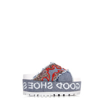 Sarkany Good - Zapato Faja Mujer Cruzada