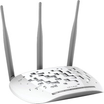 Access Point Wifi 300 Mbps Tp-link Tl-wa901nd Punto Acceso N