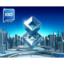 Nuevo Mapa Argentino Para Igo8 / Igo Primo En Gps Chino 2014