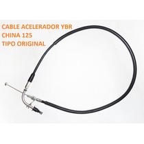 Cable Acelerador Yamaha Ybr China 125 - Sti Motos