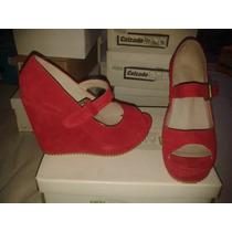 Vendo Zapatos Sandalias Con Plataforma - De Todo Un Poco -