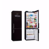 Heladera Kohinoor Freezer Abajo 367 L Color Negro Kgb 4094