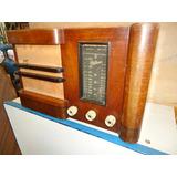 Radio Valvular Antigua(no Funciona)