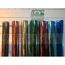 Polarizado Espejados  De Colores X Metro Lineal Ancho 1,52